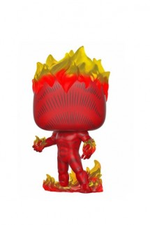 Pop! Marvel: 80th - First Appearance - Antorcha Humana