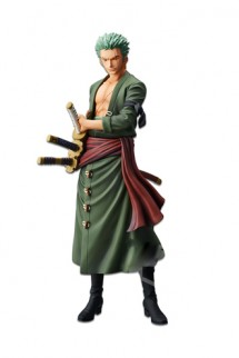 One Piece - Grandista The Grandline Men Zoro