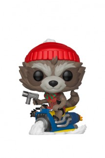 Pop! Marvel: Holiday - Rocket