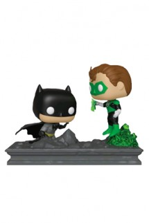 Pop! Movie Moment: Deluxe Green Lantern (Jim Lee)