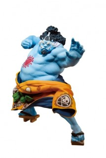 One Piece - Estatua Jinbei Normal