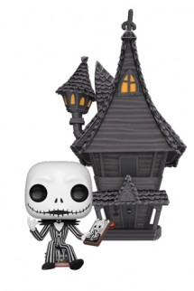 Pop! Town: Nightmare Before Christmas - Jack w/ Jack's House