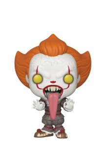 Pop! Movies: IT: Chapter 2 - Pennywise w/ Dog Tongue