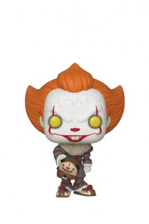 Pop! Movies: IT: Chapter 2 - Pennywise w/ Beaver Hat