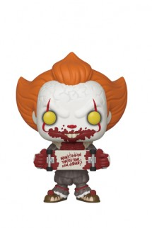 Pop! Movies: IT: Chapter 2 - Pennywise w/ Skateboard