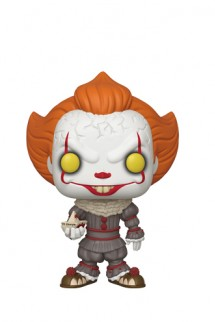 Pop! Movies: IT: Chapter 2 - Pennywise w/ Boat