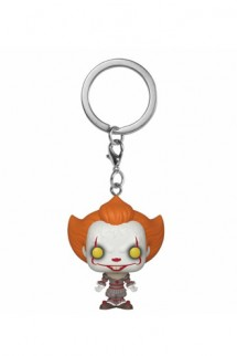 POP Keychain: IT: Chapter 2- Pennywise w/ Open Arms