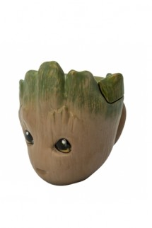 Marvel - Taza 3D Groot Guardianes de la Galaxia
