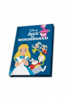 Disney - Pocket notebook Alice in Wonderland
