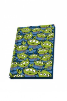 Disney - Pocket notebook Toy Story Alien
