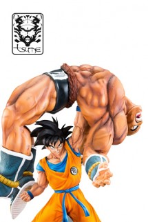 Dragon Ball - The Quiet Wrath of Son Goku 'Tsume'