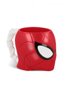 Marvel - Taza 3D Spider-Man