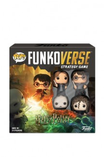 Pop! Funkoverse Harry Potter - Base Set (Spanish)
