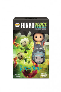 Pop! Funkoverse Rick and Morty - Expandalone (Spanish)