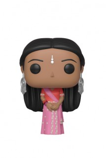 Pop! Harry Potter S8 - Parvati Patil (Yule)