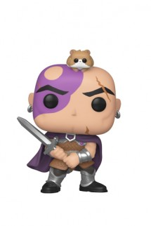 Pop! Games: Dungeons & Dragons - Minsc & Boo