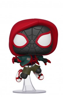 Pop! Marvel - Spider-Man Animated - Miles Morales Ex RG