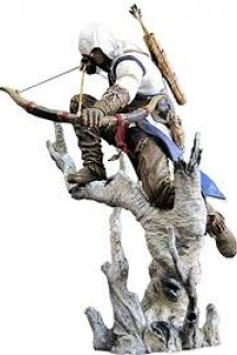 Assassins Creed III - Estatua Connor The Hunter