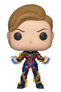 Pop! Marvel: Avengers Endgame - Captain Marvel w/New Hair