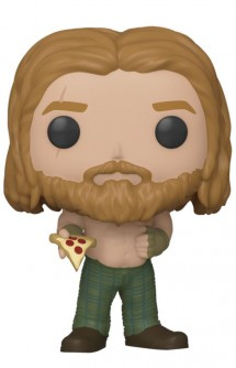 Pop! Marvel: Avengers Endgame - Thor w/Pizza