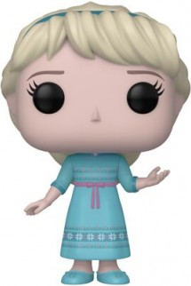 Pop! Disney: Frozen II- Young Elsa