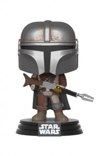 Pop! Star Wars: The Mandalorian -The Mandalorian