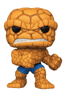 Pop! Movies: Fantastic Four - The Thing