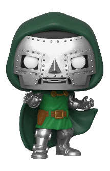 Pop! Movies: Los Cuatro Fantasticos - Doctor Doom