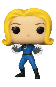 Pop! Movies: Los Cuatro Fantasticos - Invisible Girl