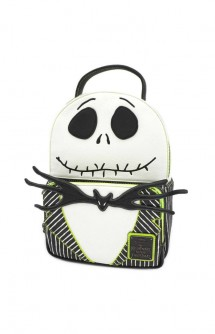 Loungefly - Nightmare Before Christmas - Mini Jack Skellington Backpack
