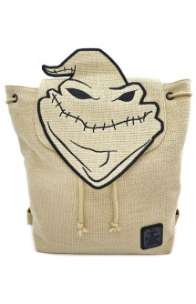 Loungefly - Nightmare Before Christmas - Oogie Boogie Burlap Backpack