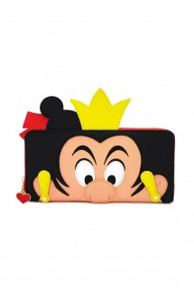 Loungefly - Alice in Wonderland - Queen of Hearts Wallet