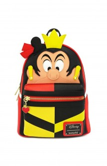 Loungefly - Alice in Wonderland - Mini Queen of Hearts Backpack