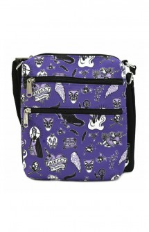 Loungefly - Disney Villains Passport Bag