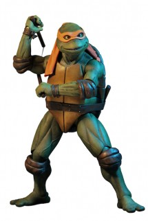 TMNT - Articulated Figure Michelangelo18 cm