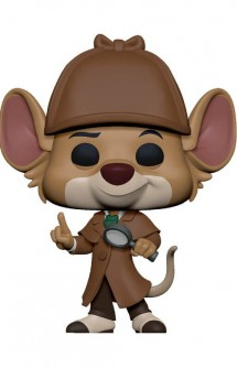 Pop! Disney: Great Mouse Detective- Basil