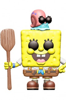 Pop! Animation: SpongeBob -SpongeBob (Camping Gear)