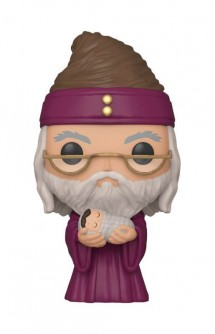 Pop! Harry Potter -Dumbledore w/Baby Harry