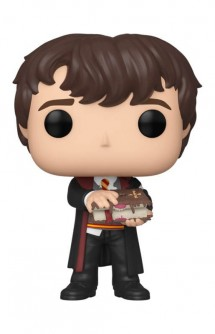 Pop! Harry Potter - Neville w/Monster Book