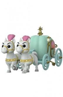 Pop! Rides Disney: Cinderella's Carriage