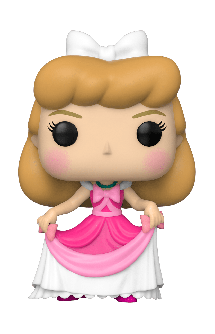 Pop! Disney: Cinderella in Pink Dress