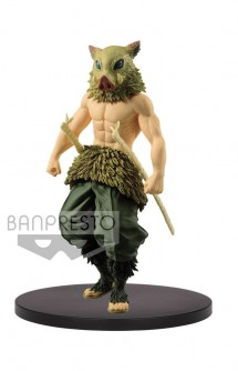 Demon Slayer Kimetsu no Yaiba Estatua PVC Inosuke Hashibira Vol. 5