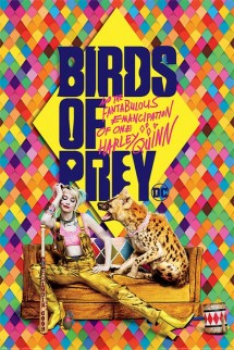 Póster Birds Of Prey Harley's Hyena