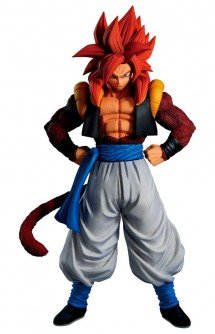 Dragon Ball Estatua PVC Ichibansho Super Saiyan 4 Gogeta
