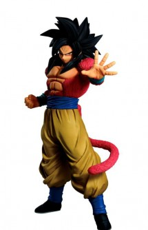 Dragon Ball Estatua PVC Ichibansho Super Saiyan 4 Goku