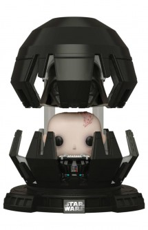 Pop! Star Wars: Darth Vader in Meditation Chamber Deluxe
