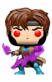 Pop! Marvel: X-Men Classic - Gambit w/ Cards