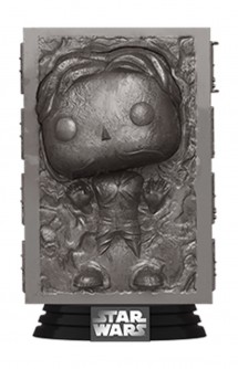 Pop! Star Wars: Han in Carbonite Empire Strikes Back 40th Anniversary