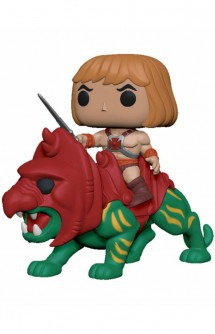 Pop! Ride: MOTU - He-Man on Battle Cat