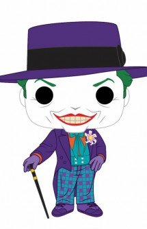 Pop! Heroes: Batman 1989 - Joker w/ Hat